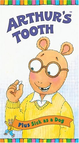 9780679892861: ARTHUR'S TOOTH VIDEO [VHS]
