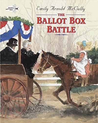 9780679893127: The Ballot Box Battle (Dragonfly Books)