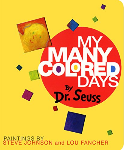 9780679893448: My Many Colored Days