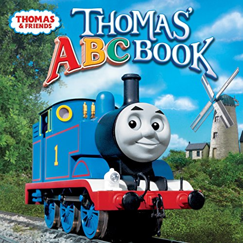 9780679893578: Thomas's ABC Book (Please Read to Me)