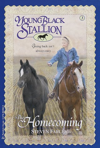 9780679893585: The Homecoming (Young Black Stallion #3)