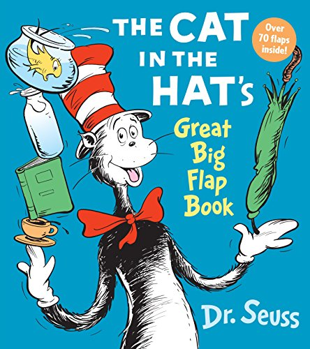 9780679893608: The Cat in the Hat's Great Big Flap Book
