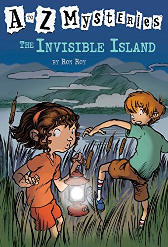 9780679894575: The Invisible Island (A to Z Mysteries)