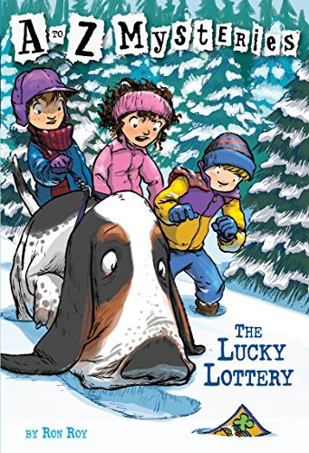 9780679894605: The Lucky Lottery (A to Z Mysteries)