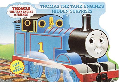 9780679894827: Thomas the Tank Engine's Hidden Surprises (Thomas & Friends) (Let's Go Lift-and-Peek)