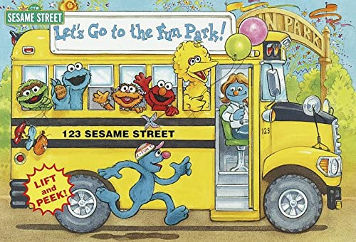 9780679894834: Let's Go to the Fun Park! (Lift-and-Peek-a-Brd Books(TM))