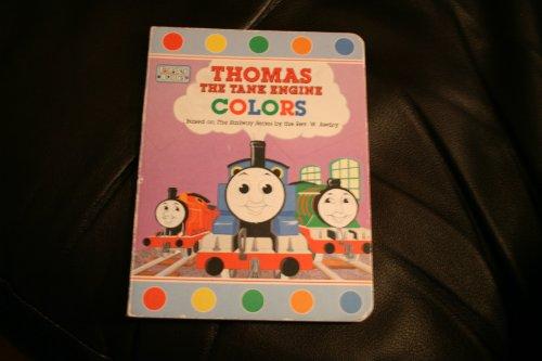 Thomas the Tank Engine: Colors (1991) (Toddler Board Books): Random House
