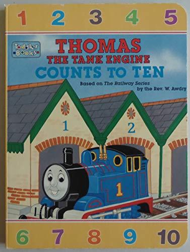 9780679894940: Thomas The Tank Engine Counts to Ten