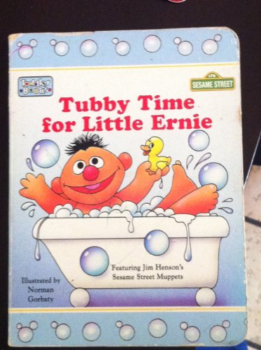 9780679894995: Tubby Time for Little Ernie