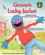 9780679900771: GROVER'S LUCKY JACKET (Sesame Street Start-To-Read Books)
