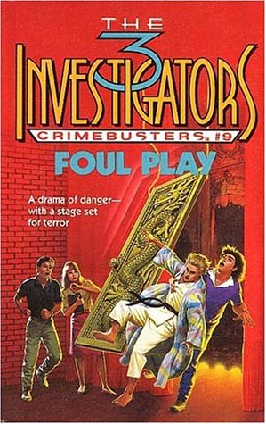 9780679900900: Foul Play (Three Investigators Crimebusters)