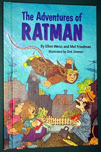 9780679905318: THE ADVENTURES OF RATMAN (Stepping Stone Books)