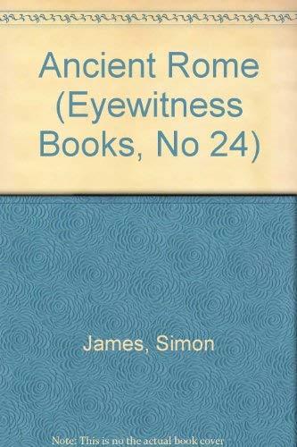 9780679907411: Ancient Rome (Eyewitness Books, No 24)