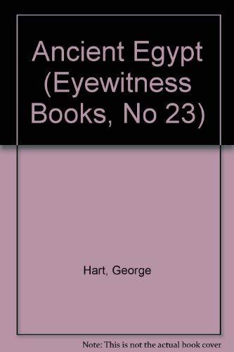 9780679907428: Ancient Egypt (Eyewitness Books, No 23)