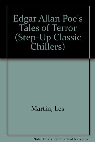 9780679910466: EDGAR ALLAN POE'S TALES OF TER (Step-Up Classic Chillers)