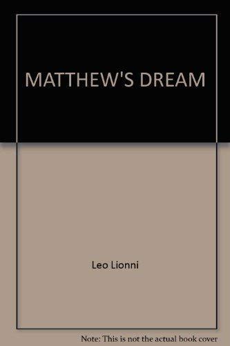 9780679910756: Matthew's Dream