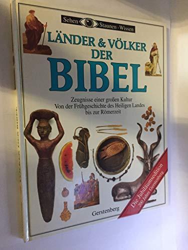 9780679914570: Bible Lands (Eyewitness Books)