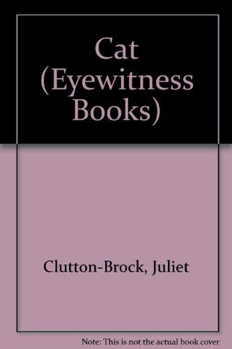 9780679914587: Cat (Eyewitness Books)