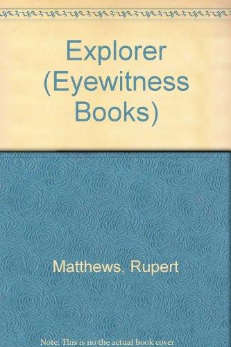 9780679914600: Explorer (Eyewitness Books)