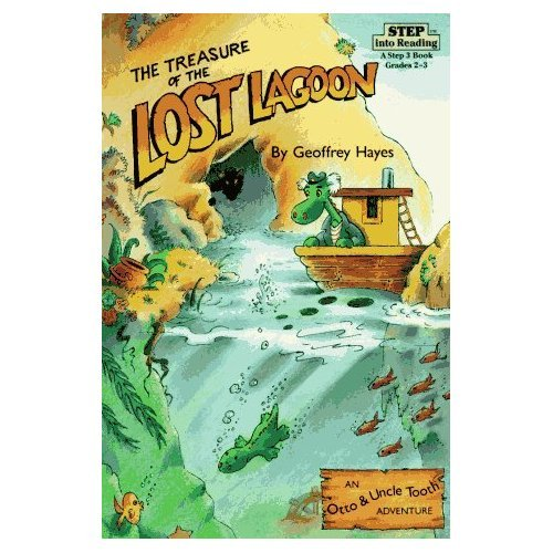 9780679914846: TREASURE LOST LAGOON (Step into Reading. a Step 3 Book)