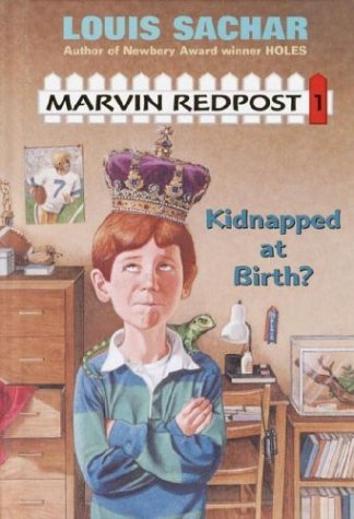 Kidnapped at Birth? (A Stepping Stone Book(TM)): Sachar, Louis