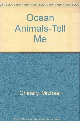 9780679920465: Ocean Animals-Tell Me