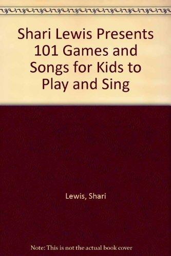 9780679922711: Shari Lewis Presents 101 Games