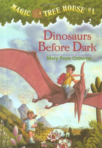 9780679924111: Dinosaurs Before Dark (Magic Tree House)