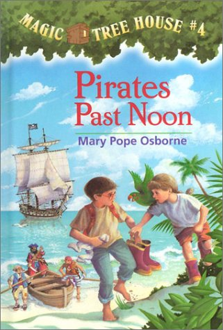 9780679924258: Pirates Past Noon (Magic Tree House)