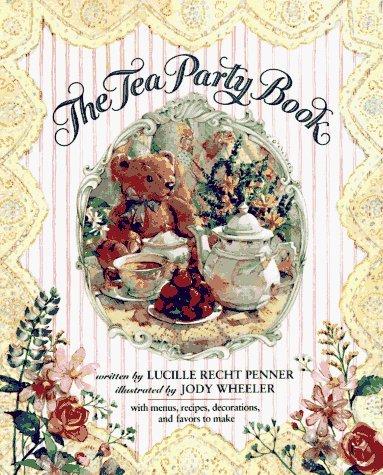 9780679924401: THE TEA PARTY BOOK