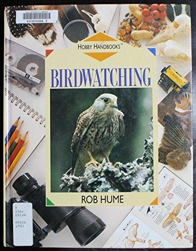 9780679926634: BIRDWATCHING (Hobby Handbooks)
