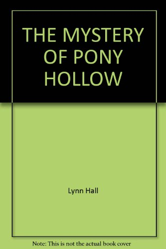9780679930525: THE MYSTERY OF PONY HOLLOW
