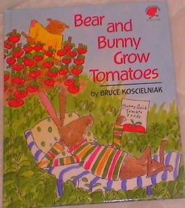 9780679936879: BEAR AND BUNNY GROW TOMATOES (Umbrella Books)