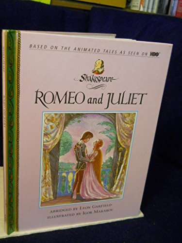 9780679938743: ROMEO AND JULIET (Shakespeare: the Animated Tales)
