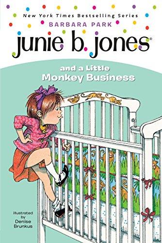 9780679938866: Junie B. Jones and a Little Monkey Business (Junie B. Jones)