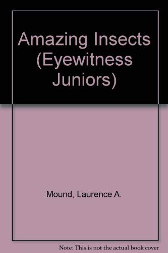 9780679939252: AMAZING INSECTS (Eyewitness Juniors)
