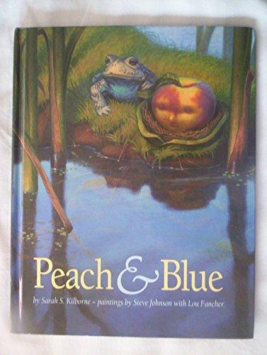 9780679939290: Peach & Blue