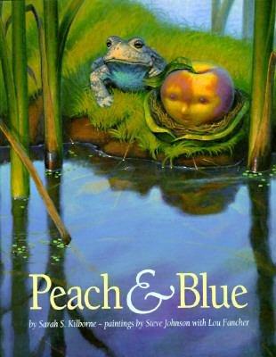 9780679939290: Peach and Blue