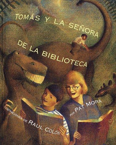 Tomas y la Senora De la Biblioteca: Mora, Pat