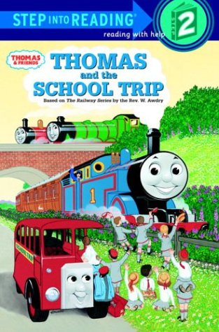 9780679943655: Thomas and the School Trip (Step-Into-Reading, Step 2)