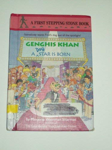 9780679954064: Genghis Khan: A Dog Star is Born (STEPPING STONE BOOK)