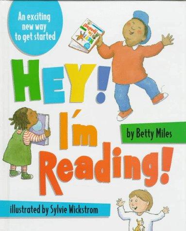 9780679956440: Hey! I'm Reading!