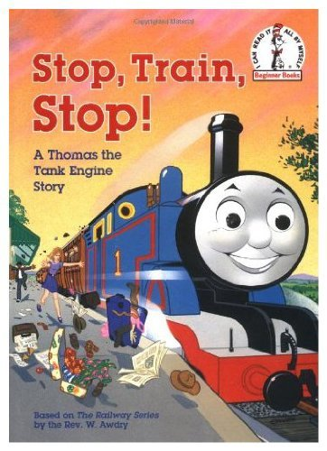 9780679958062: Stop, Train, Stop! a Thomas the Tank Engine Story