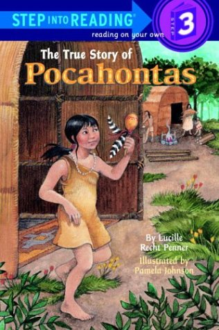 9780679961666: The True Story of Pocahontas (Step-Into-Reading, Step 3)