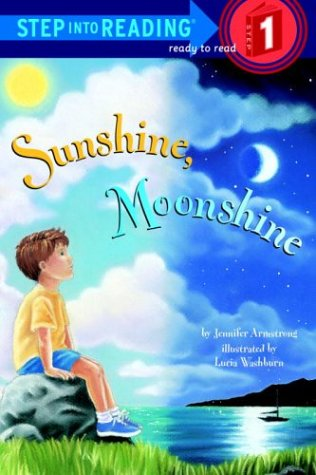 9780679964421: Sunshine, Moonshine (Step-Into-Reading, Step 1)