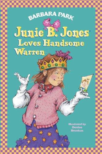 9780679966968: Junie B. Jones Loves Handsome Warren (Junie B. Jones 7, Library Binding)