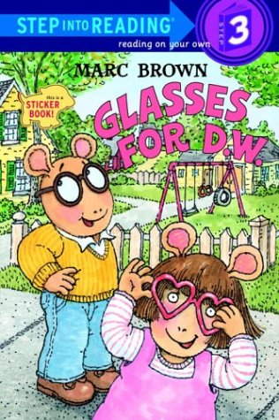 9780679967408: Glasses for D.W (Step Into Reading, Step 3)