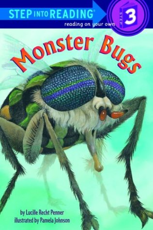 9780679969747: Monster Bugs (Step-Into-Reading, Step 3)