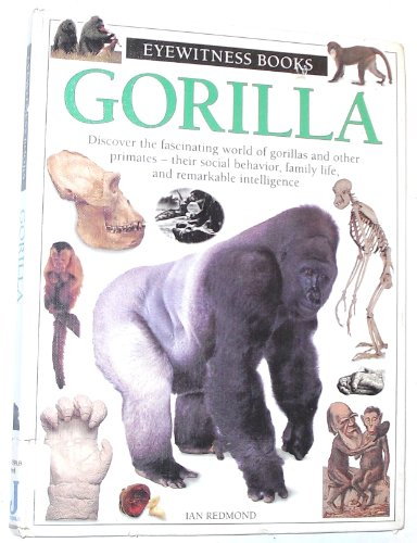 9780679973324: Gorilla, Monkey & Ape (Eyewitness Books)