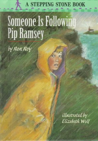 Someone is Following Pip Ramsey (Stepping Stone Books) (0679974989) by Ron Roy